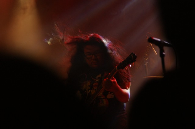 Bobb Bruno of Best Coast at the Observatory North Park, June 26, 2015