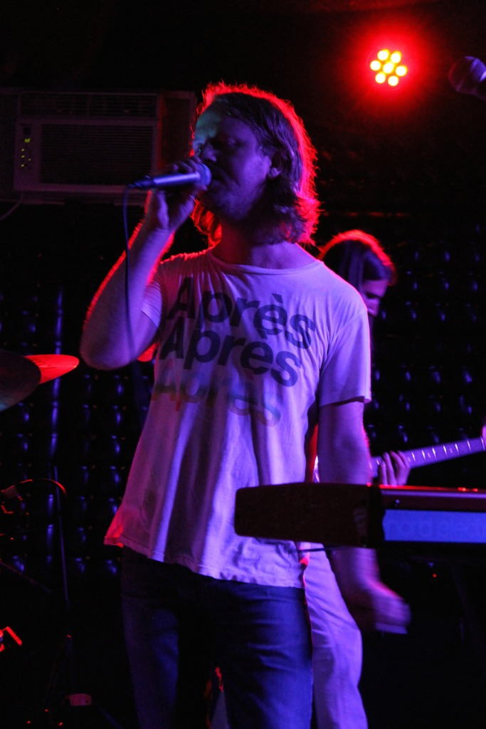 Cayucas at the Casbah, July 14, 2015.