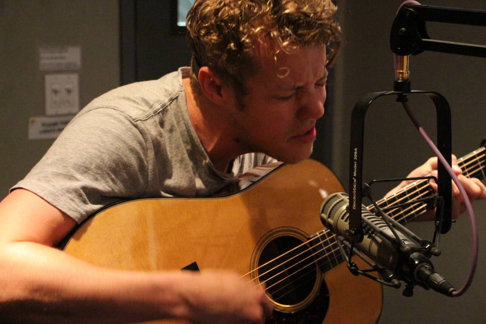 Anderson East Unsigned Sunday studio session