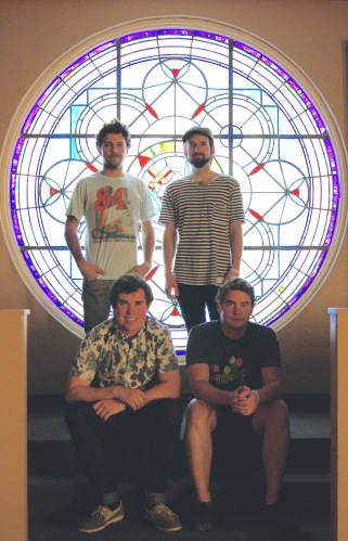 Surfer Blood at the Irenic