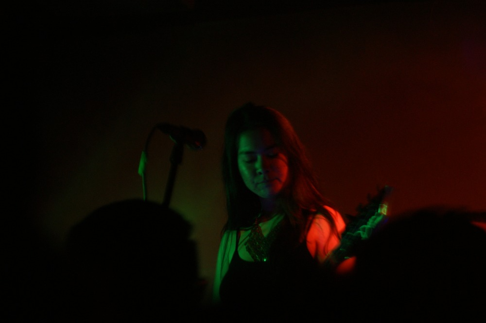 Mitski at Legend Records, July 3, 2015