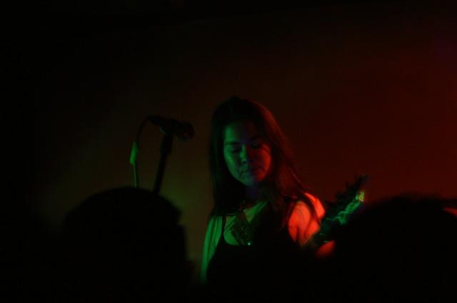 Mitski at Legend Records, July 3, 2015